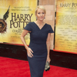 J. K. Rowling na premiére hry Harry Potter and the Cursed Child