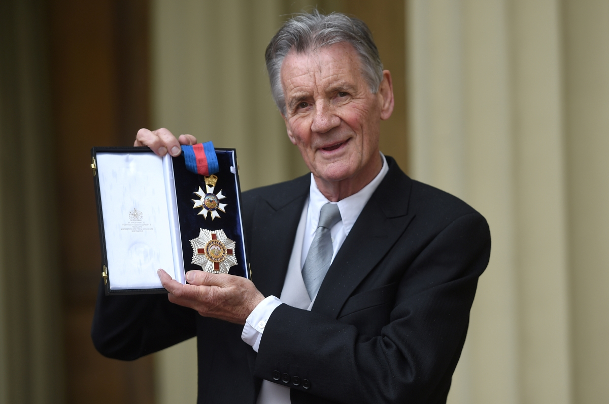 The Funniest Nation In The World You Are Czechs Surprised By A Famous Comedian From Monty Python