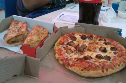 10. Domino's Pizza