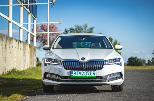 Škoda Superb iV Combi
