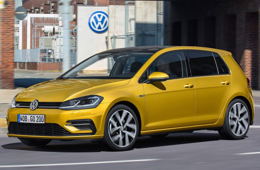 5. Volkswagen Golf