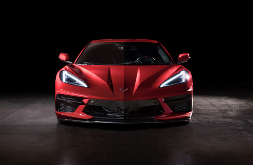 Chevrolet Corvette C8 Stingray