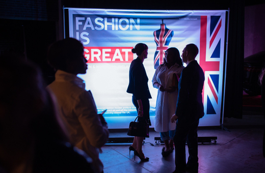 Fashion is GREAT by British Embassy