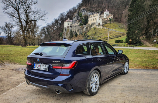 BMW 330d Touring (7 of 17)