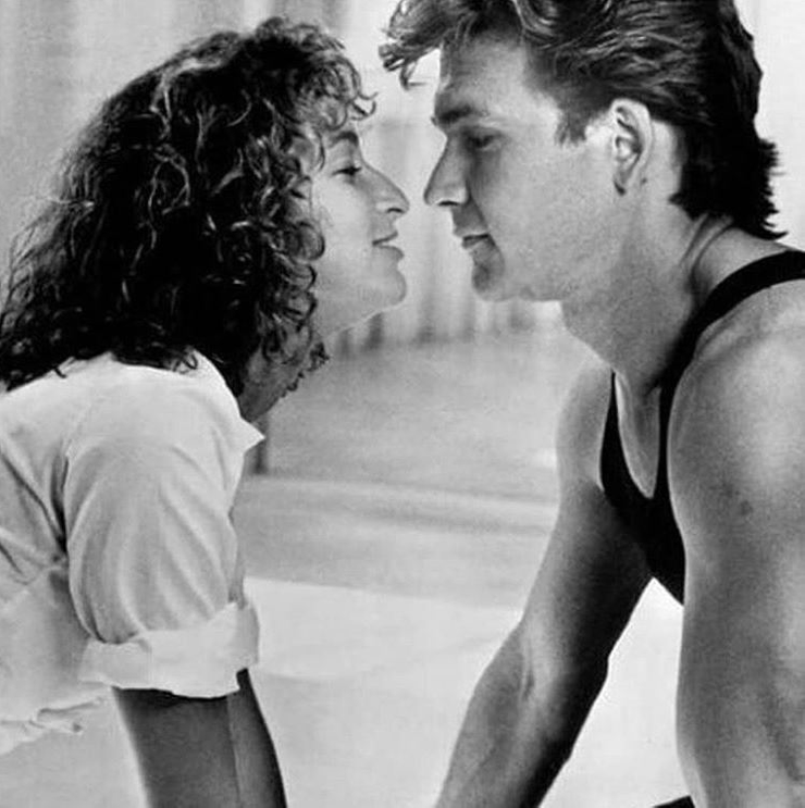 Baby a Johnny z Dirty Dancing