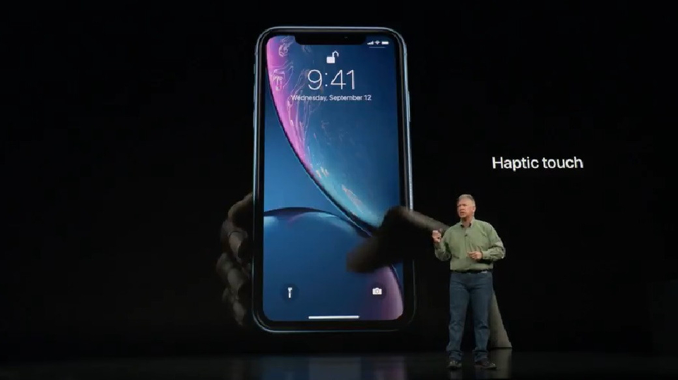 Nový iPhone XR