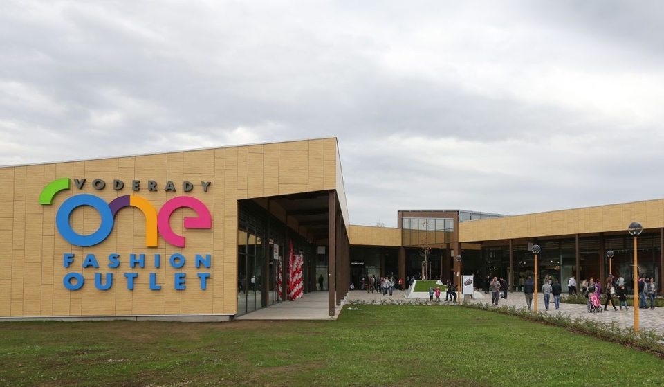 Outlet Voderady