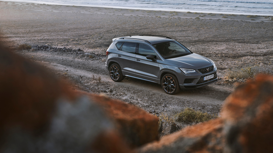 Cupra Ateca Limited Edition