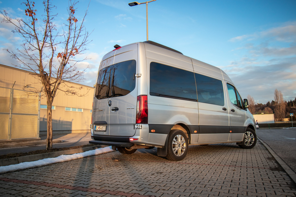 Mercedes-Benz Sprinter Tourer