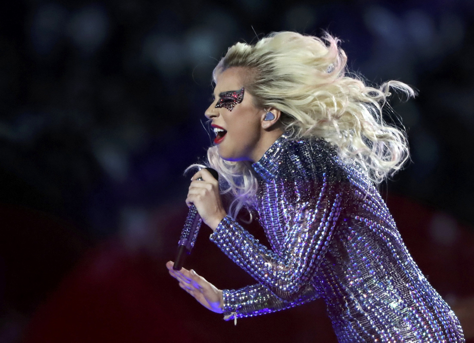 Lady Gaga - Super Bowl
