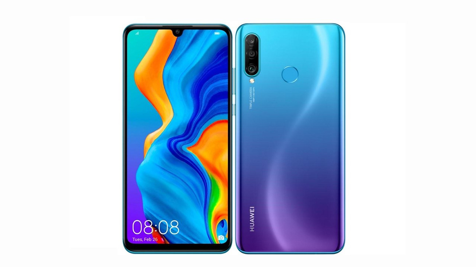 Huawei P30 Lite New Edition (1.miesto - Orange)