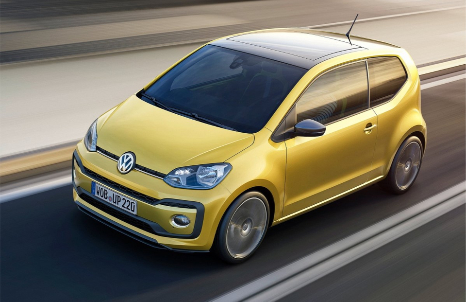 7. Volkswagen Up
