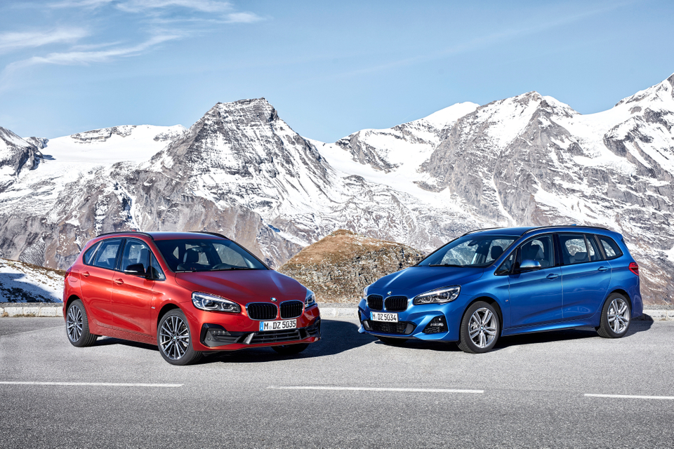 BMW 2 Gran Tourer a Active Tourer