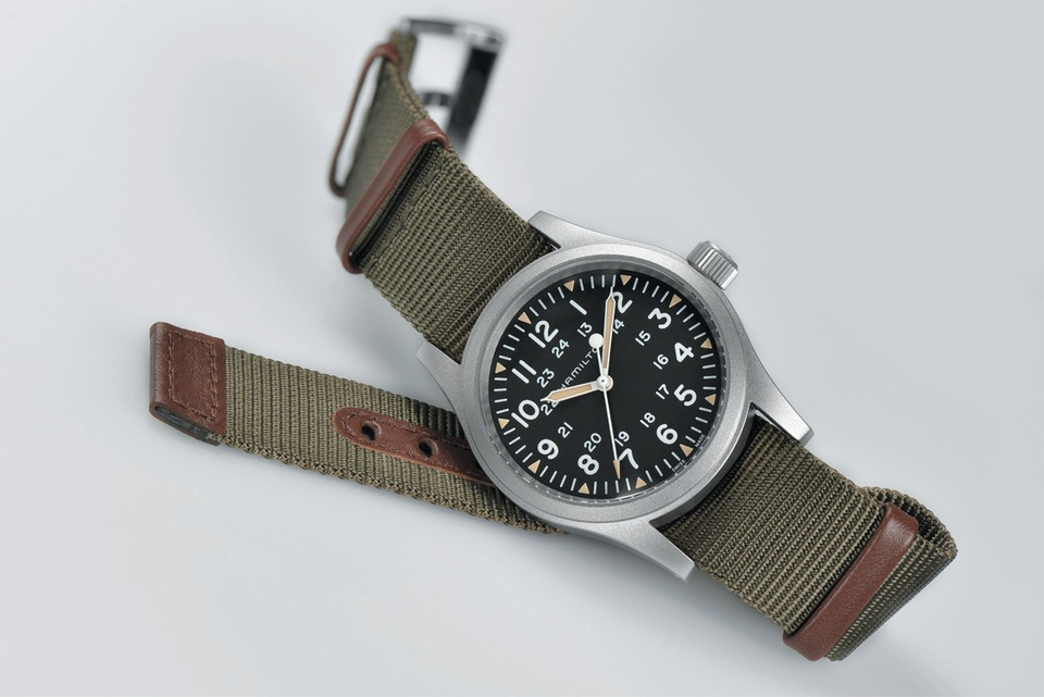 4. Hamilton Khaki Field Mechanical