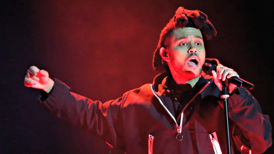 13. The Weeknd