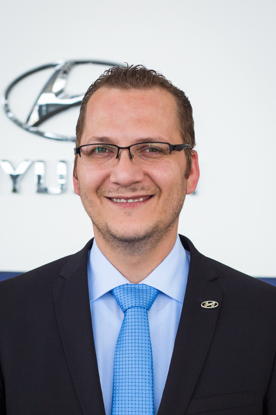 Marek Kopča, Marketing & PR Manager Hyundai