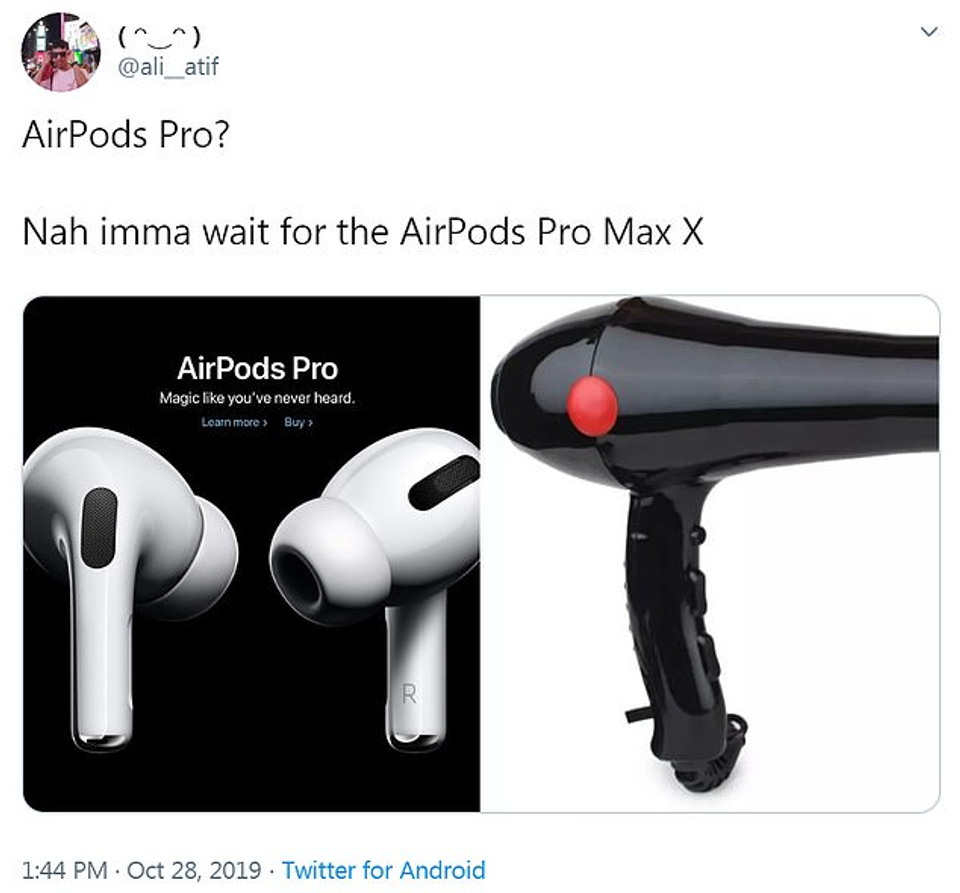 Apple Airpods pro F