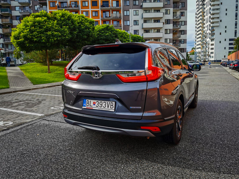 Honda CR-V (6 of 23)