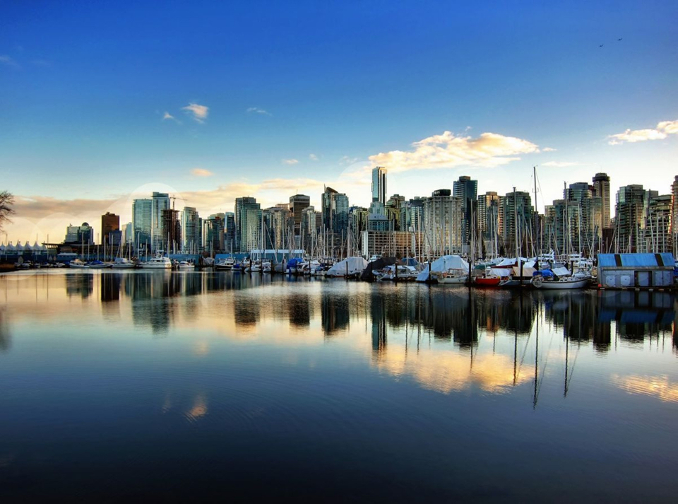 6. Vancouver