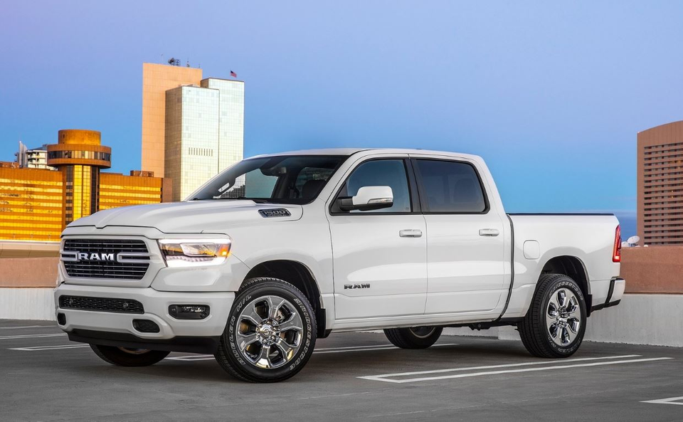 3. Ram pick-up