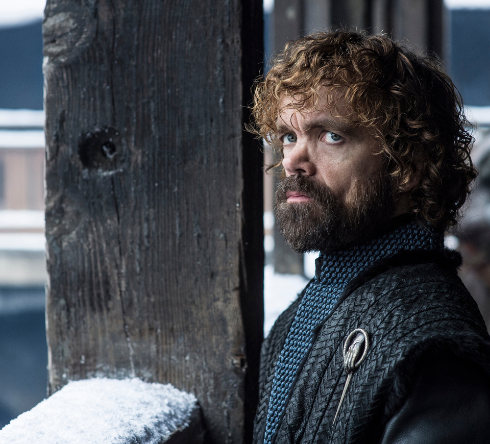 Peter Dinklage ako Tyrion Lannister