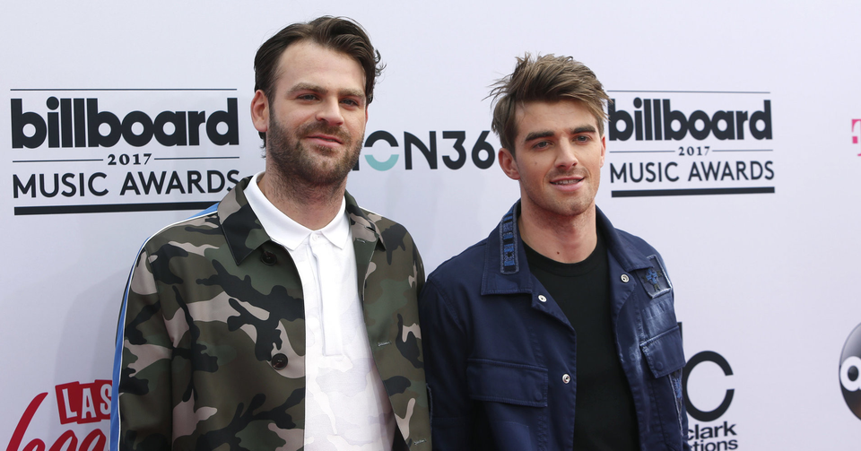 28. The Chainsmokers