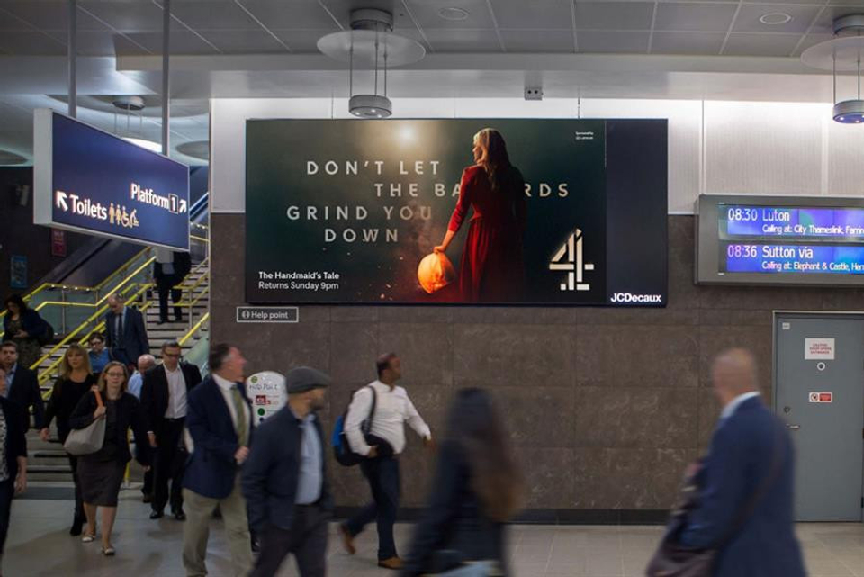 Channel 4, The Handmaid's Tale Season 2 (4Creative)