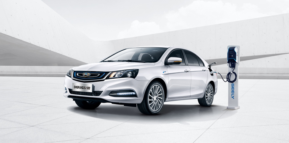 9. Geely Emgrand