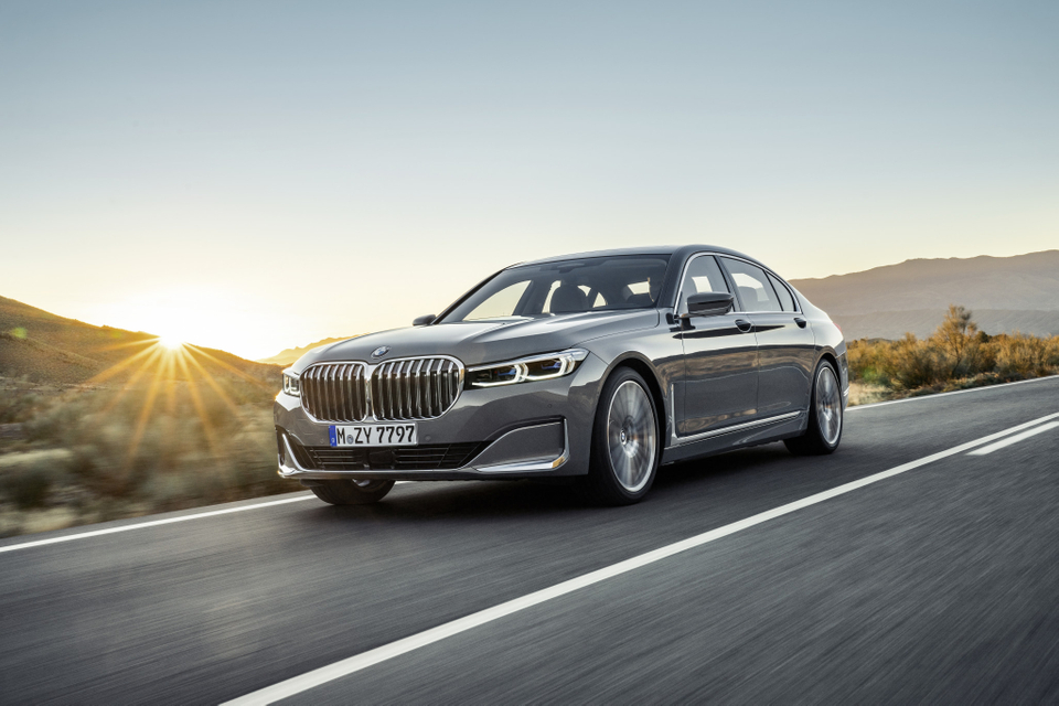 BMW radu 7 (facelift)