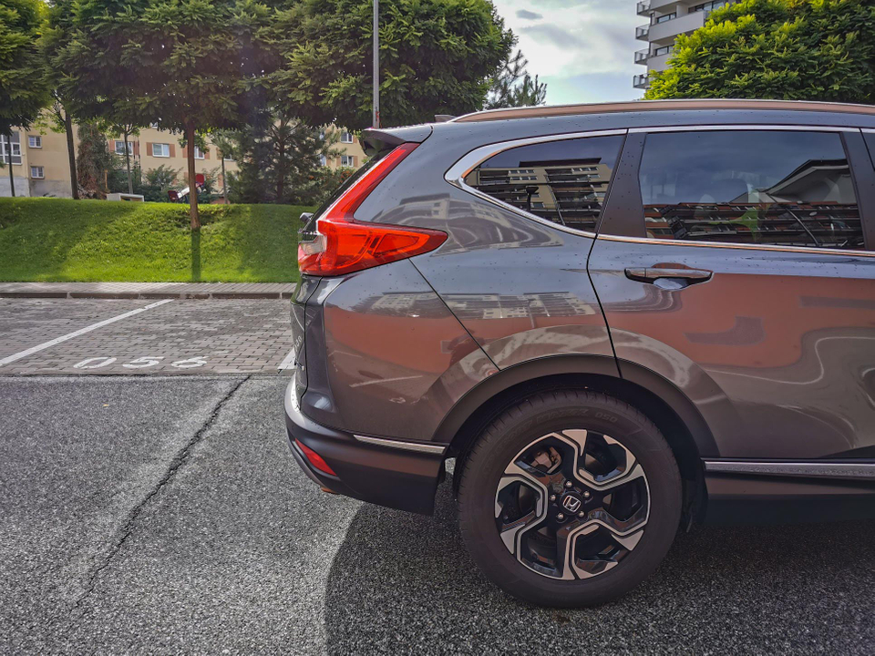 Honda CR-V (4 of 23)