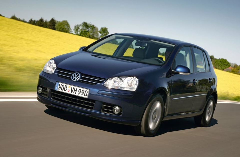 6. Volkswagen Golf