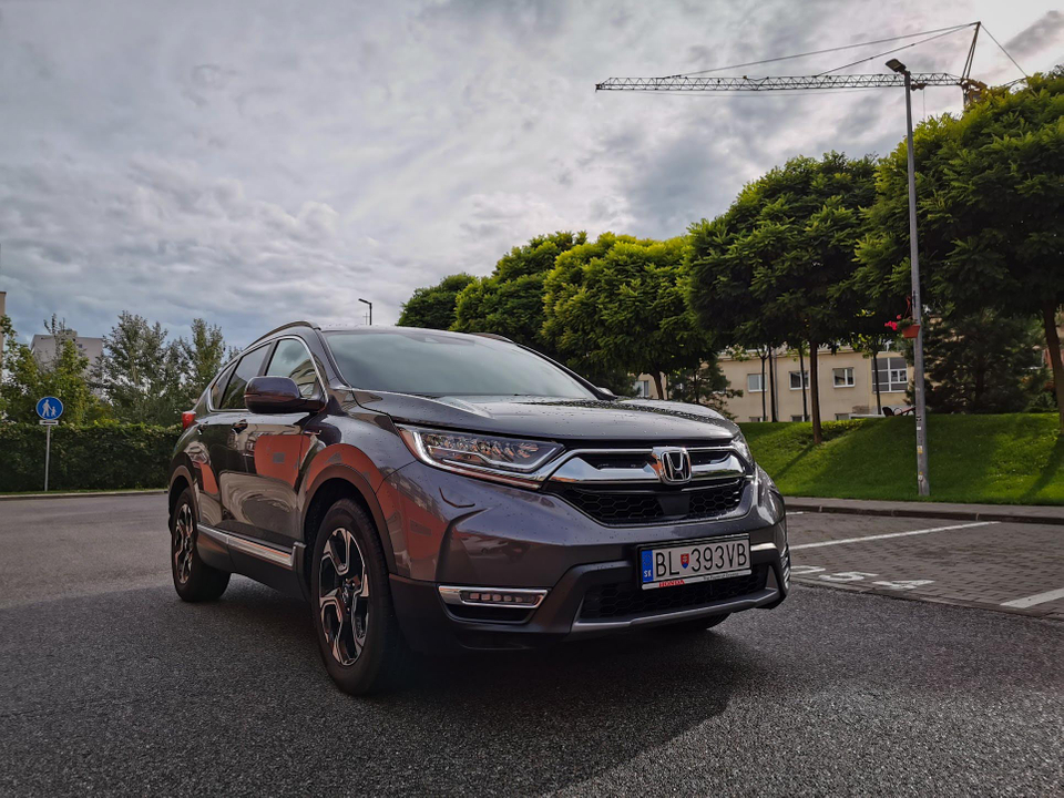Honda CR-V (1 of 23)