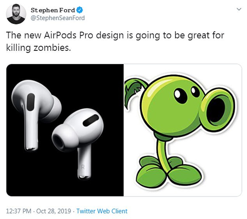 Apple Airpods pro D