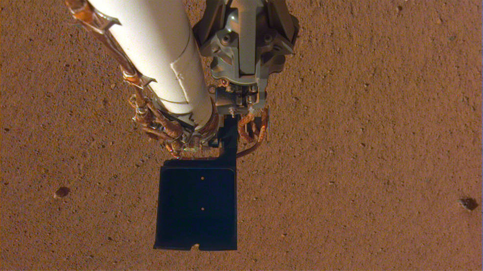 Sonda InSight na Marse
