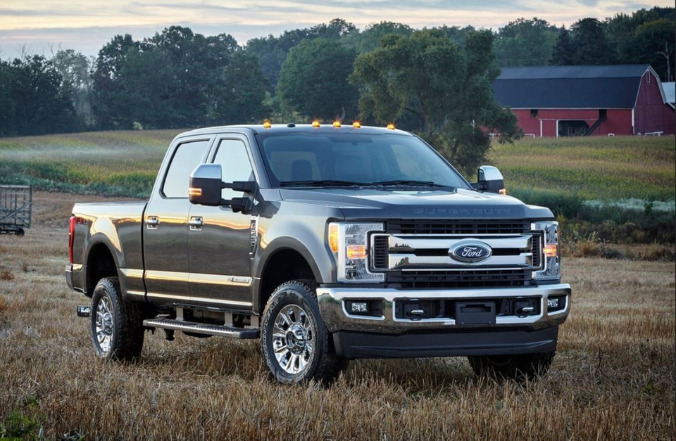 2. Ford F-Series
