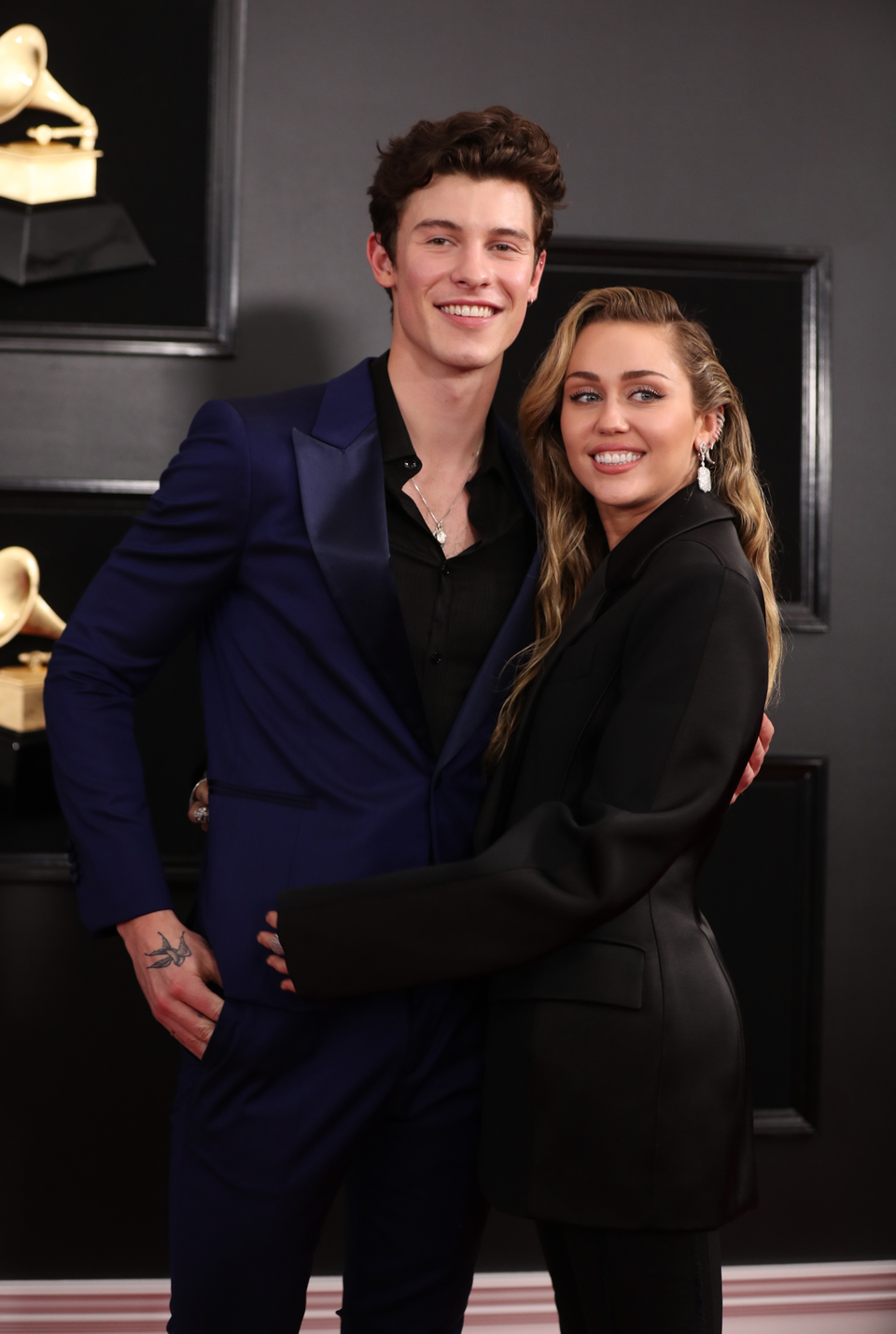Shawn Mendes a Miley Cyrus