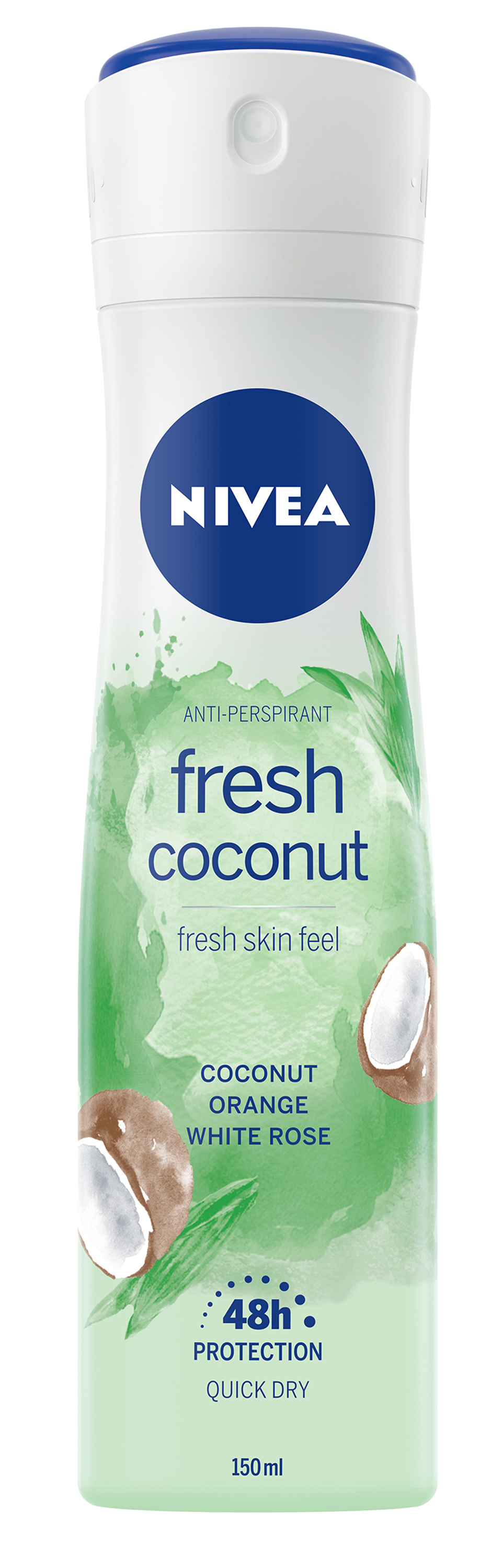 Antiperspirant Coconut
