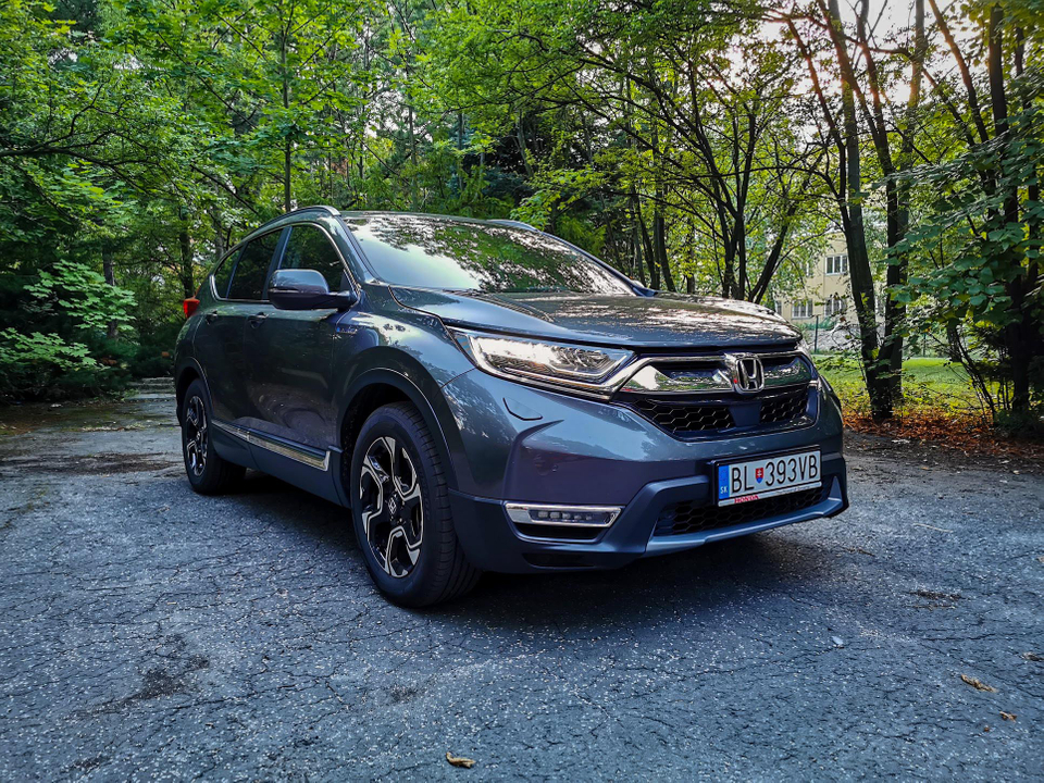 Honda CR-V (11 of 23)