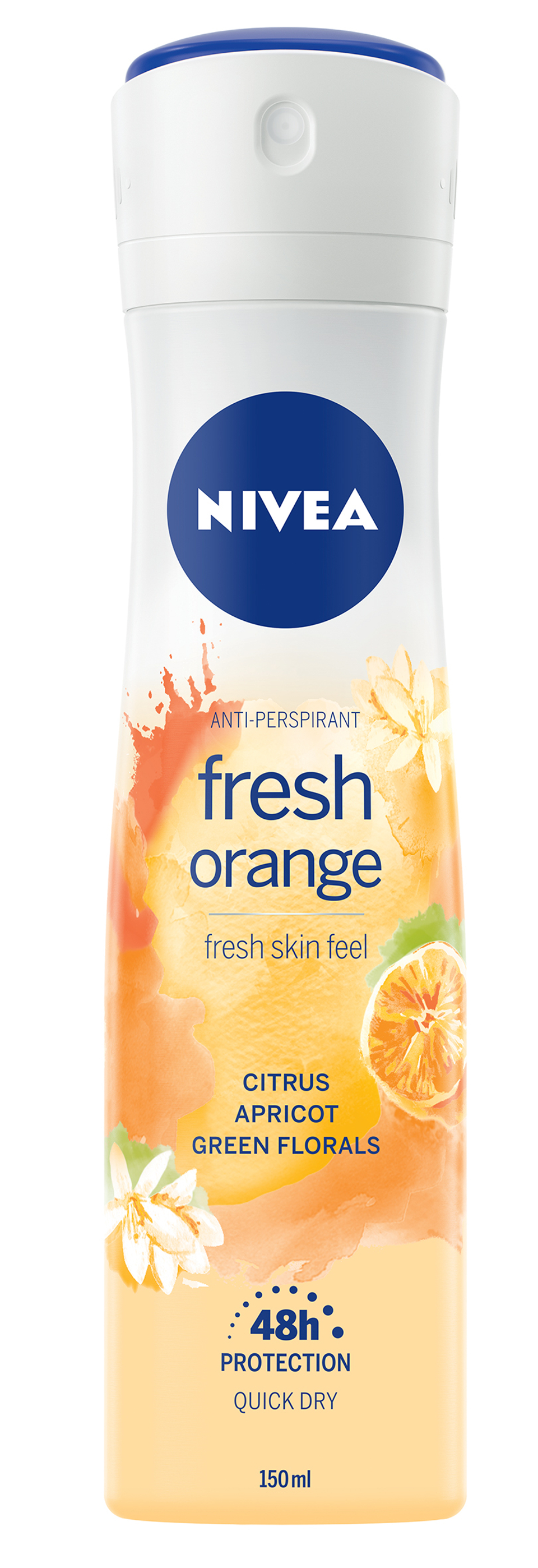 Antiperspirant Orange