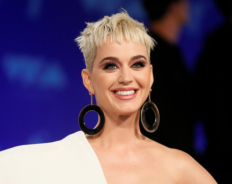 5. Katy Perry