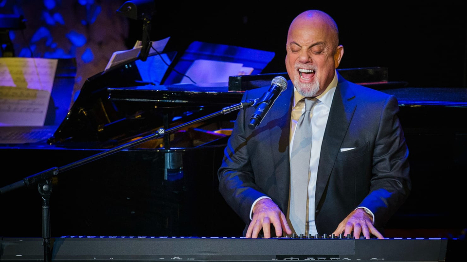 29. Billy Joel