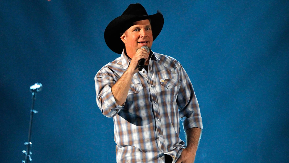 27. Garth Brooks