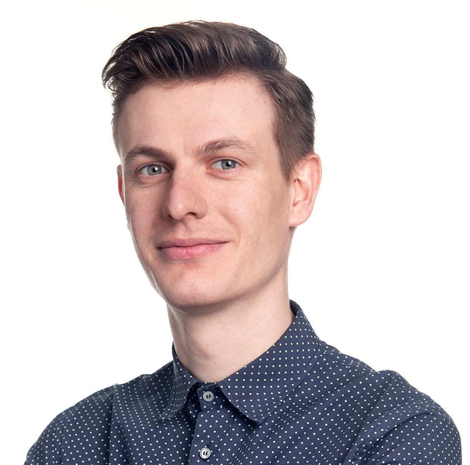 Patrik Barták, Head of social content and strategy, SOCIALISTS