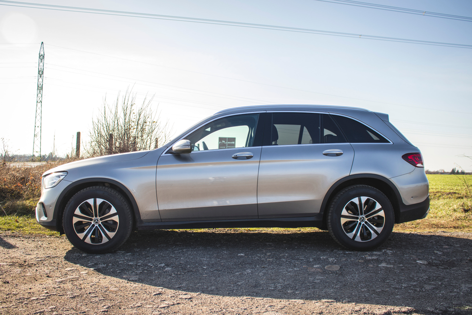 Mercedes-Benz GLC 300d